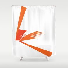 Comb Shower Curtain