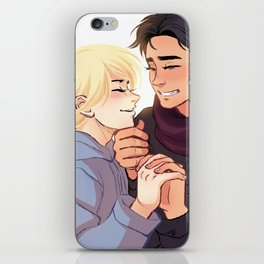 Smile With You iPhone Skin