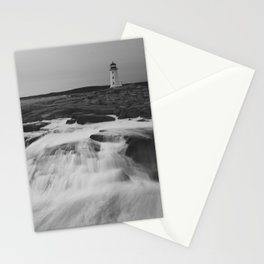 Cascading Down Stationery Cards