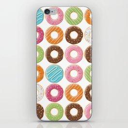 I donut care! iPhone Skin
