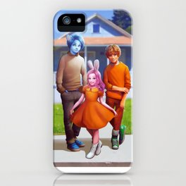 Realistic Gumball iPhone Case