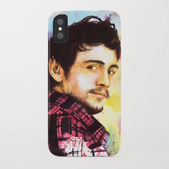 James Franco iPhone Case