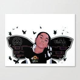 Buttafli Canvas Print