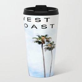 West Coast Palms Travel Mug