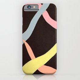 Illuminating Flows iPhone Case