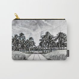 Plam Trees Approach (Florida) Carry-All Pouch