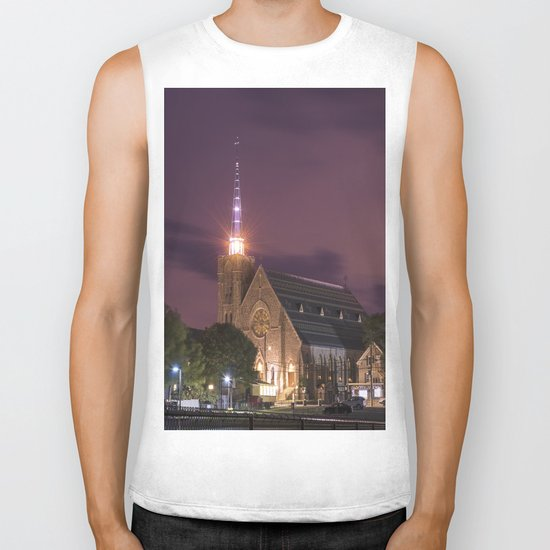 Saint Ann's Church Biker Tank