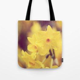 Happy Spring  - JUSTART © Tote Bag