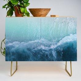 Turquoise Sea Credenza