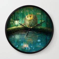 Crown Prince Wall Clock