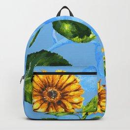 Sunflower's Glory Backpack