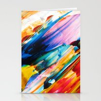 cardinal Stationery Cards featuring Cardinal by j.Webster
