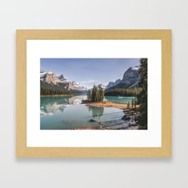 The Hall of The Gods.     Canada Framed Art Print