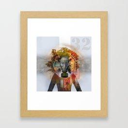 Gaia #5 Framed Art Print