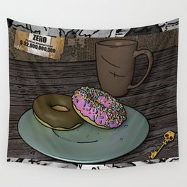 Borderland Bronuts Wall Tapestry