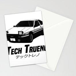 Tech Trueno Stationery Cards