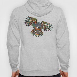night owl charcoal Hoody