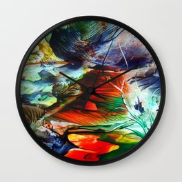 MidSummerNight Wall Clock
