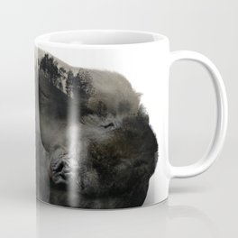 Sleepy Gorilla Coffee Mug