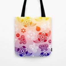 Groovy Garden Tote Bag