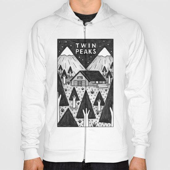 Twin Peaks Hoody