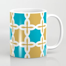 Arabic Geometric Pattern Coffee Mug