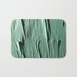 NYC Walls (zelen v.2) Bath Mat