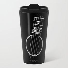 Gibson L-1-Robert Johnson Tribute - Blues Legend Travel Mug