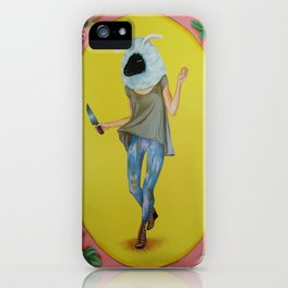 Oveja, Hard Candy series iPhone Case