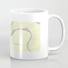 Snake High-Five Coffee Mug