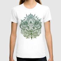 jungle T-shirts featuring Jungle by Fortunate Tuna