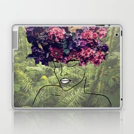 Flores Salvajes (Wild Flowers) Laptop & iPad Skin