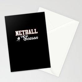 Netball Leason - Netball Gift Idea Funny Stationery Cards