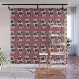 Pug (Light Up) Wall Mural