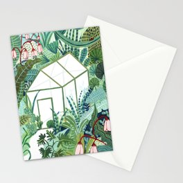 The Jungle Greenhouse Stationery Cards