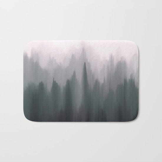Morning Fog II Bath Mat
