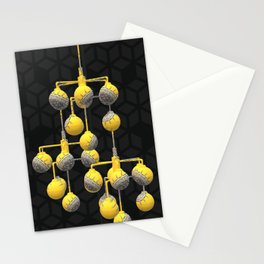 Lit up world! Stationery Cards