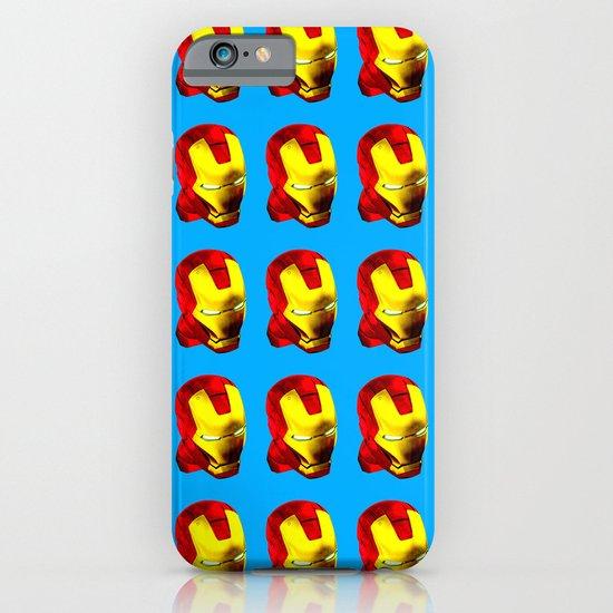 Iron Man Diptych iPhone & iPod Case