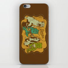 Boogie iPhone & iPod Skin
