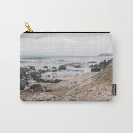 White Rocks of Portrush Ireland Carry-All Pouch