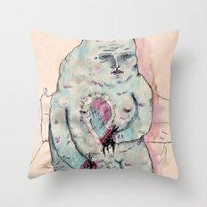 Vaciar Throw Pillow