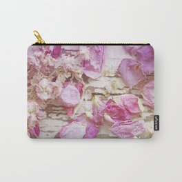 Pastelle Petals Carry-All Pouch