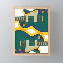 Rock! 03 Framed Mini Art Print