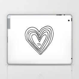 All Day. Every Day. Heartbeats for NYC. Laptop & iPad Skin