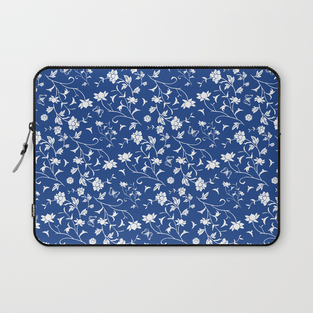 Blue China Laptop Sleeve LSV8102330