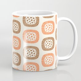 Atomic Sunburst 7 Coffee Mug