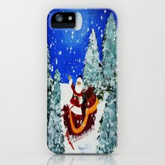 Christmas is coming iPhone (5, 5s) Slim Case