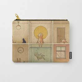 Rooms Carry-All Pouch