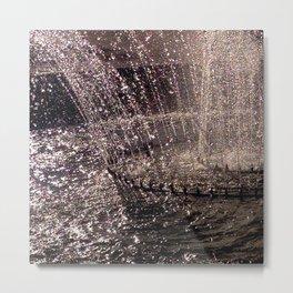 Water Wish Metal Print