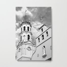 Cathedral Basilica of St. Augustine Metal Print